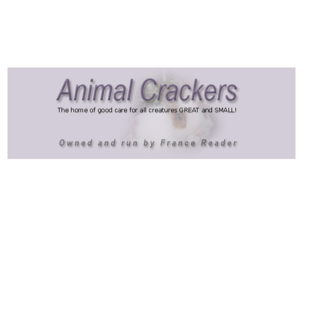 Animals Crackers