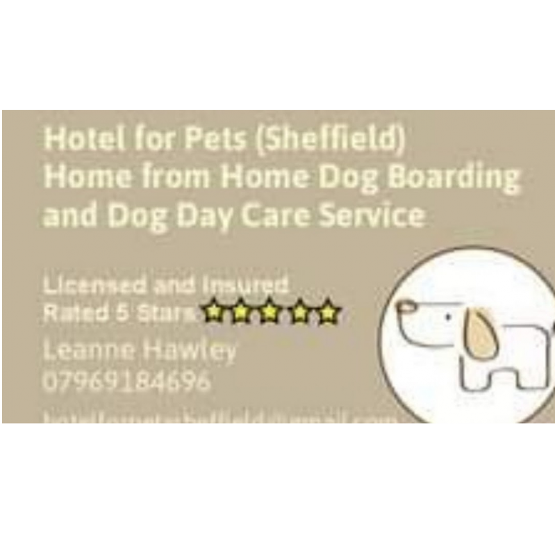 Hotel for Pets (Home Dog Boarding)