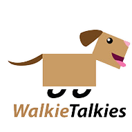Walkie Talkies Dog Walking