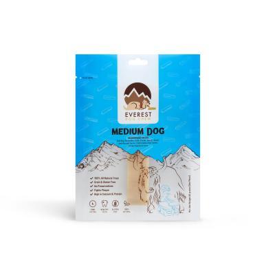Medium Dogs Yak Chew! Yak Milk Dog Chews - For doggos under 15kgs!